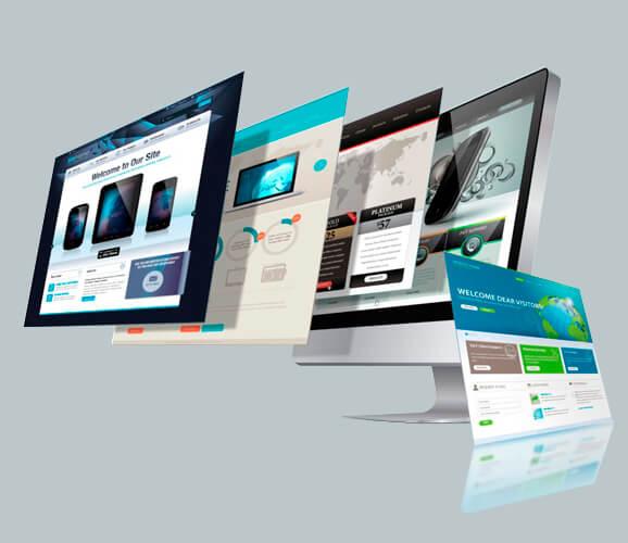serviços rox dx criação de website