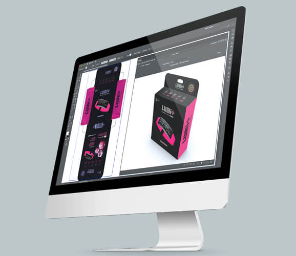 serviços rox dx design de embalagem