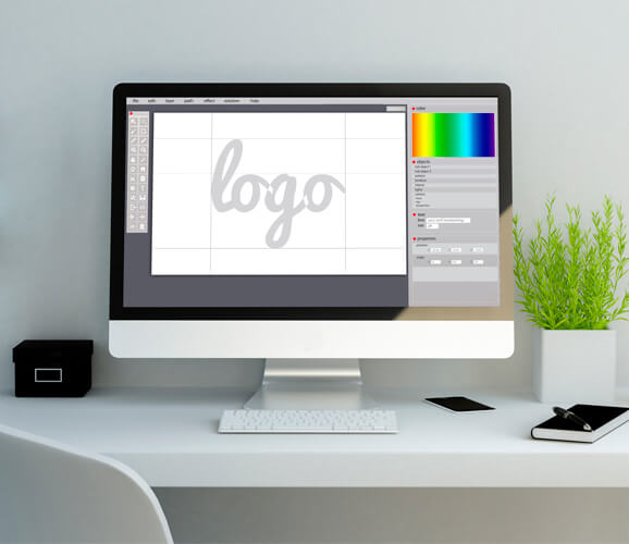 serviços rox dx logotipo e id visual